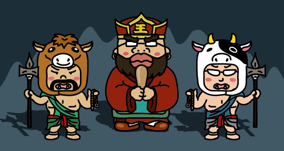 12世紀の末頃、時の領主・長沼宗政が疫病神とされる牛頭天王(ごずてんのう)を信仰したのが会津田島祇園祭の始まりで、酷暑の夏に疫病が流行しないように牛頭天王に楽しんでもらうための祭りです。ちなみに牛頭天王は、牛の頭に体は人間の姿をした仏教の神様で、馬の頭に体は人間の姿をした馬頭天王(めずてんのう)と共に冥界の主である閻魔大王の従者となっています。