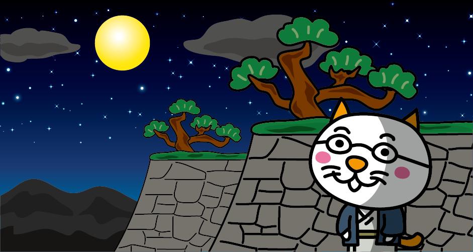 中学校の唱歌となった「荒城の月」(作詞:土井晩翠/作曲:滝廉太郎)は、仙台で生まれた土井晩翠が、荒れ果てた「仙台城」をモデルにして作詞しました。