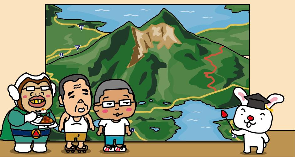 ちなみに、猪苗代湖がある磐梯山の南麓を「表磐梯」、約300の湖沼群がある磐梯山の北麓(「磐梯高原」)を「裏磐梯」と呼んでいます。桧原湖、小野川湖、秋元湖は「裏磐梯三湖」といわれていて、これらの湖に挟まれて点在する大小30余りの湖沼群を総称して五色沼と呼んでいます。