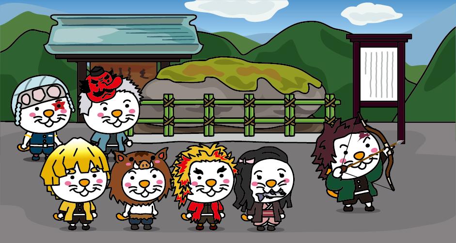 童話『桃太郎』 温羅討伐 吉備津彦命 吉備津神社 「矢置岩」