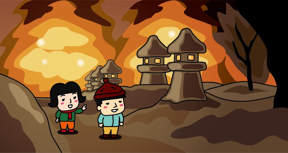 上杉神社 松が岬公園 上杉雪灯篭まつり