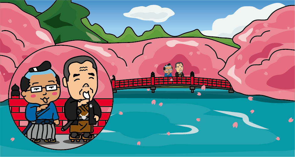 弘前公園 弘前城 桜 桜まつり 花筏 桜吹雪