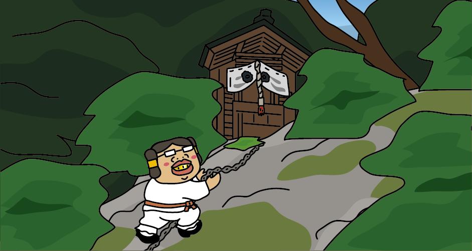 福知山・天岩戸神社